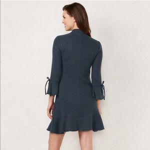 LC Lauren Conrad Dresses - LC Lauren Conrad Sweater Dress NWT